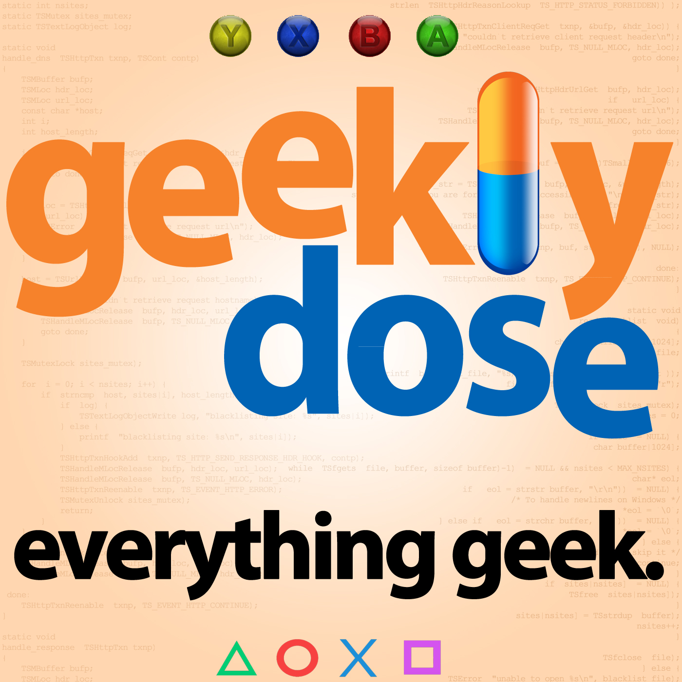 Geekly Dose Podcast
