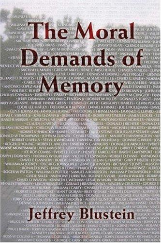 Download The Moral Demands of Memory