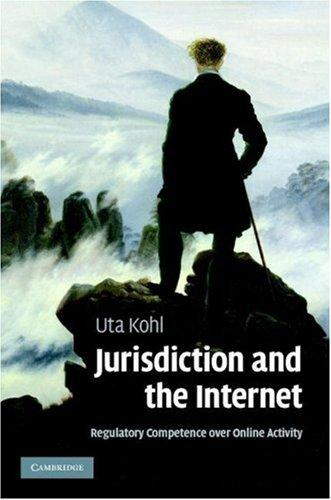 Download Jurisdiction and the Internet