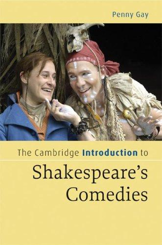 Download The Cambridge Introduction to Shakespeare's Comedies