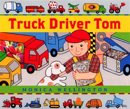 Download Truck Driver Tom