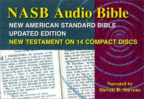 Download NASB Updated Edition Audio Bible – New Testament