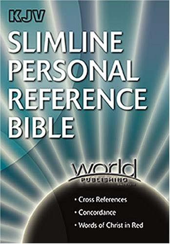 Download KJV Slimline Personal Reference Bible