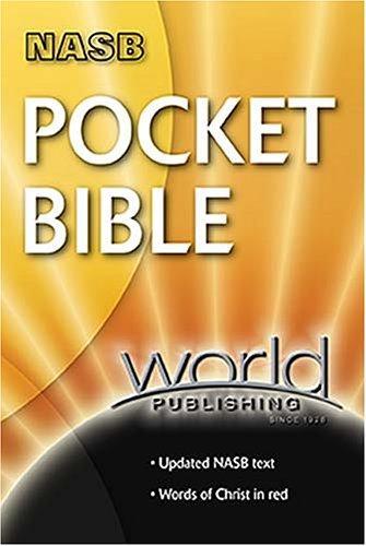 NASB Pocket Bible