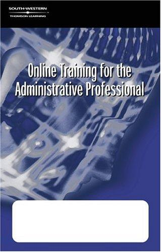 Download Online Training for the Administrative Professional Corporate Version