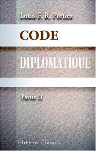 Download Code diplomatique