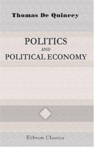 Download Politics and Political Economy