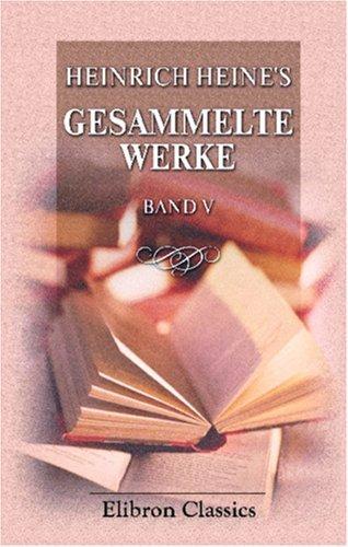 Download Heinrich Heine\'s Gesammelte Werke