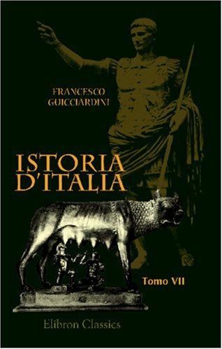 Istoria d\'Italia