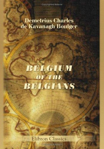 Download Belgium of the Belgians