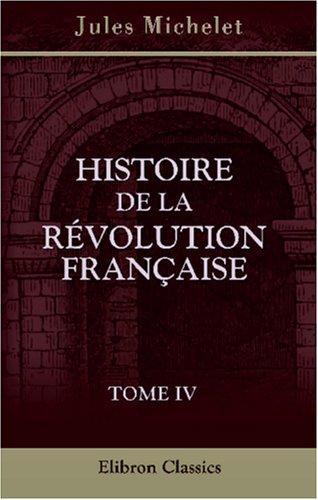 Download Histoire de la Révolution Française