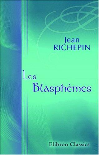 Les Blasphèmes