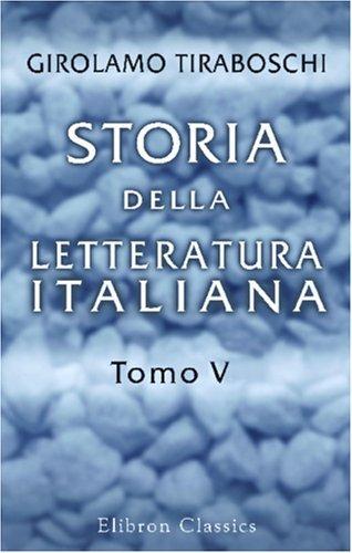 Download Storia della Letteratura Italiana
