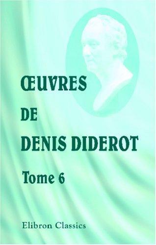 Download Oeuvres de Denis Diderot