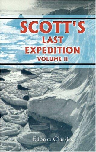 Scott\'s Last Expedition