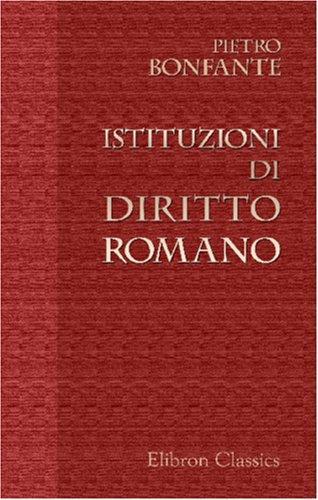 Download Istituzioni di Diritto Romano