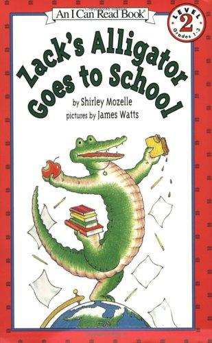 Download Zack's Alligator Goes to School