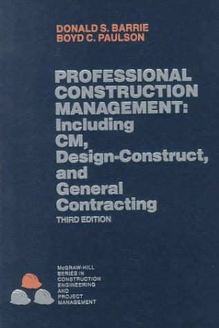 Download Professional construction management