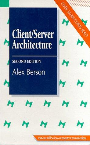 Download Client/server architecture