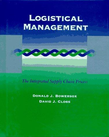 Logistical management