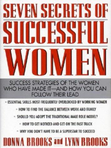 Seven secrets of successful women