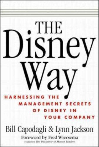 Download The Disney way