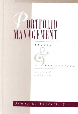 Download Portfolio Management