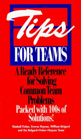 Tips for teams