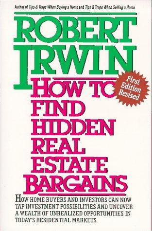 How to Find Hidden Real Estate Bargains
