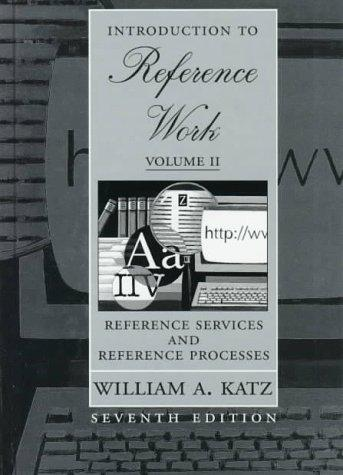 Download Introduction to Reference Work, Volume II