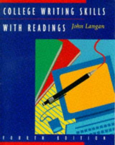 Download College writing skills, with readings
