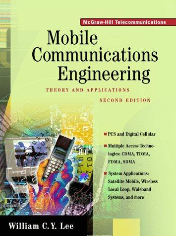 Download Mobile communications engineering