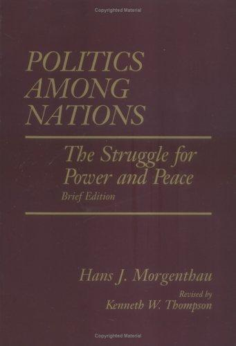 Download Politics among nations