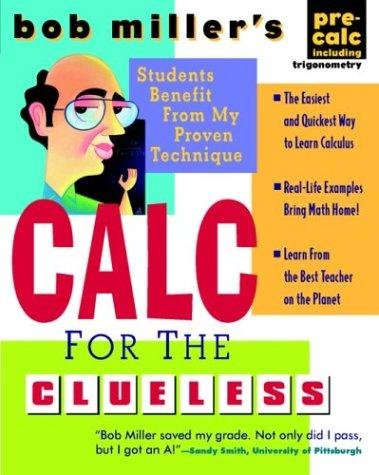 Download Bob Miller's Calc for the Clueless