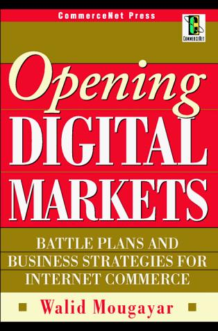 Opening digital markets
