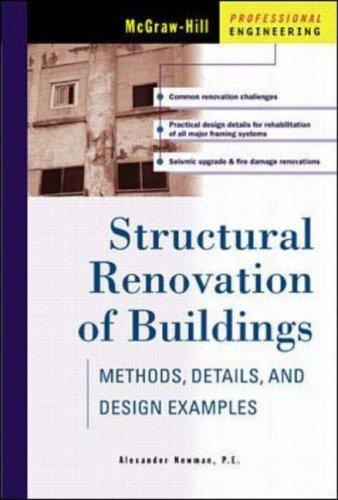 Download Structural renovation of buildings