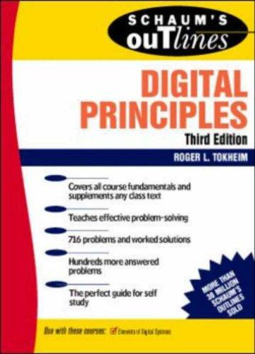 Download Schaum's outline of theory and problems of digital principles