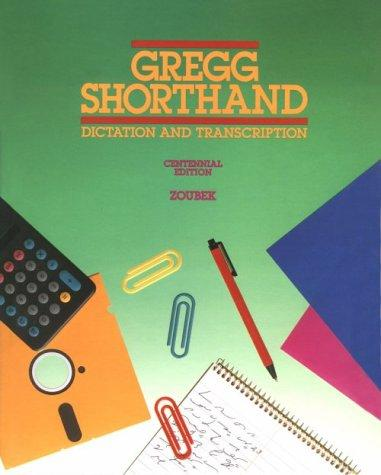 Download Gregg shorthand.