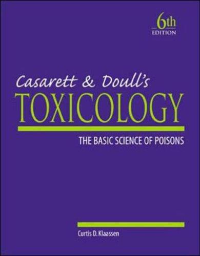 Download Casarett & Doull's Toxicology