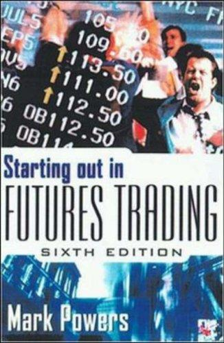 Download Starting Out in Futures Trading