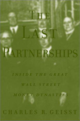 The Last Partnerships