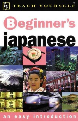 Teach Yourself Beginner's Japanese