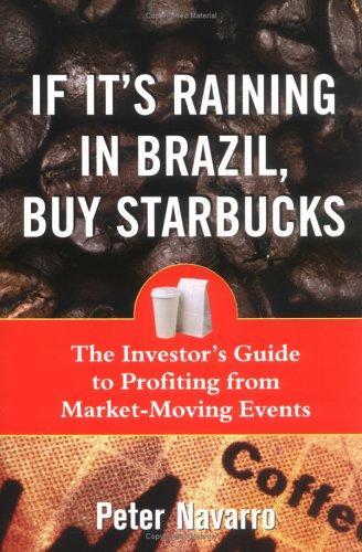 Download If It's Raining in Brazil, Buy Starbucks