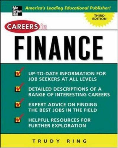 Download Careers in finance
