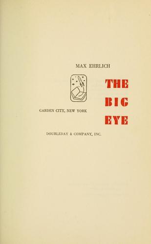 Download The big eye.
