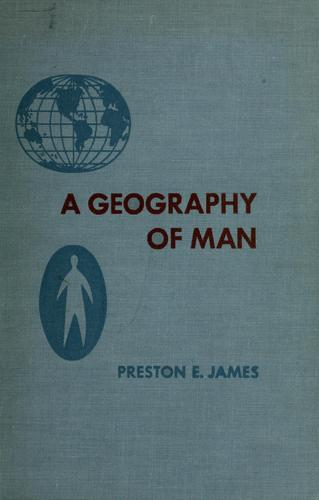 A geography of man