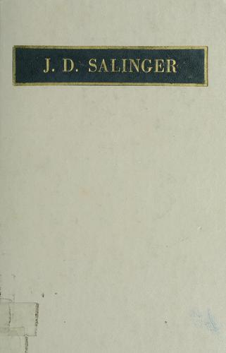J. D. Salinger.