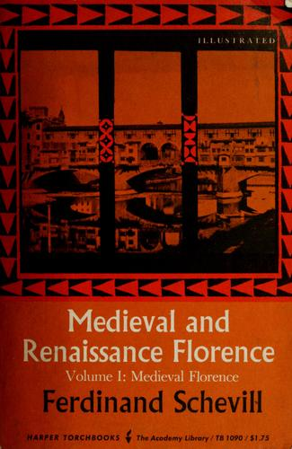 Download Medieval and Renaissance Florence.