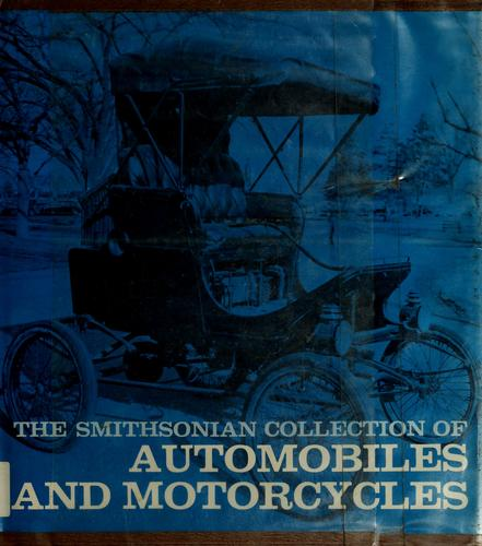 Download The Smithsonian collection of automobiles and motorcycles
