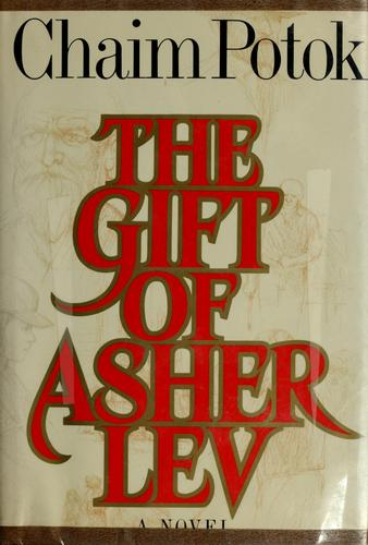 Download The gift of Asher Lev